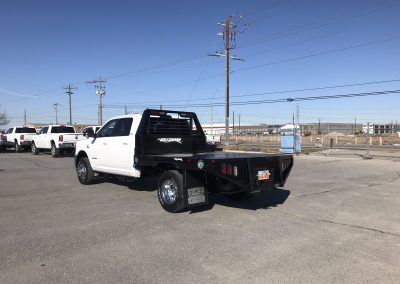 Ram 3500 one ton Flatbed truck