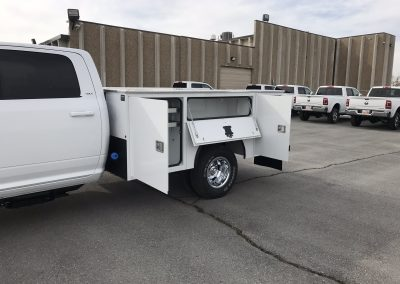 Ram 3500 Service Body truck